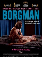 Borgman - Polish Movie Poster (xs thumbnail)