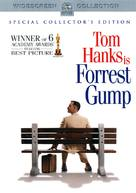 Forrest Gump - DVD cover (xs thumbnail)