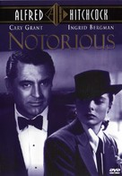 Notorious - DVD movie cover (xs thumbnail)