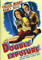 Double Exposure - DVD cover (xs thumbnail)