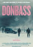 Donbass - German Movie Poster (xs thumbnail)