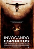The Haunting in Connecticut - Argentinian Movie Poster (xs thumbnail)