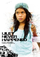 Lilet Never Happened - British Movie Poster (xs thumbnail)