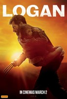 Logan - Australian Movie Poster (xs thumbnail)
