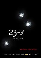 23-F, la película - Spanish Movie Poster (xs thumbnail)
