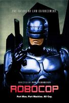RoboCop - Canadian DVD cover (xs thumbnail)