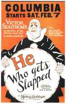 He Who Gets Slapped - Movie Poster (xs thumbnail)