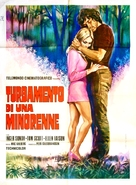 3 slags kærlighed - Italian Movie Poster (xs thumbnail)