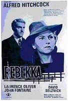 Rebecca - Danish Movie Poster (xs thumbnail)