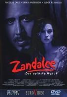 Zandalee - German DVD cover (xs thumbnail)