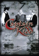 Captain Kidd - DVD cover (xs thumbnail)