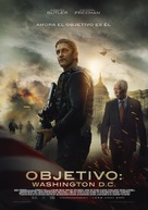 Angel Has Fallen - Spanish Movie Poster (xs thumbnail)