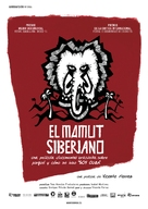 Soy Cuba, O Mamute Siberiano - Spanish Movie Poster (xs thumbnail)