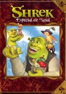 Shrek the Halls - Brazilian DVD cover (xs thumbnail)