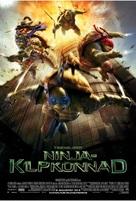 Teenage Mutant Ninja Turtles - Estonian Movie Poster (xs thumbnail)