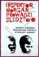 Blind Date - Polish Movie Poster (xs thumbnail)
