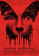 Before I Wake - Lithuanian Movie Poster (xs thumbnail)