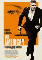 The American - Dutch Movie Poster (xs thumbnail)