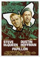 Papillon - Italian Movie Poster (xs thumbnail)