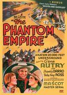 The Phantom Empire - DVD cover (xs thumbnail)