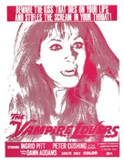 The Vampire Lovers - Movie Poster (xs thumbnail)