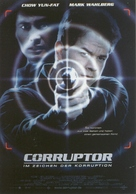 The Corruptor - German Movie Poster (xs thumbnail)