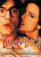 Boca a boca - French Movie Poster (xs thumbnail)