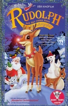 Rudolph the Red-Nosed Reindeer: The Movie - German Movie Cover (xs thumbnail)