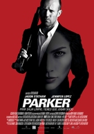 Parker - Spanish Movie Poster (xs thumbnail)