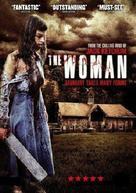 The Woman - DVD cover (xs thumbnail)