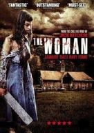 The Woman - DVD movie cover (xs thumbnail)