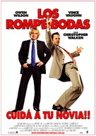 Wedding Crashers - Argentinian Movie Poster (xs thumbnail)