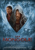 Mongol - German Movie Poster (xs thumbnail)