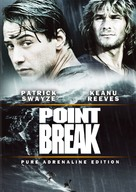 Point Break - DVD movie cover (xs thumbnail)