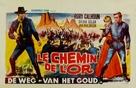 Finger on the Trigger - Belgian Movie Poster (xs thumbnail)