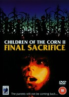 Children of the Corn II: The Final Sacrifice - British Movie Cover (xs thumbnail)