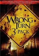 Wrong Turn 3 - DVD cover (xs thumbnail)