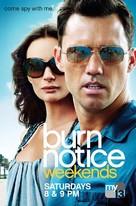 """Burn Notice"" - Movie Poster (xs thumbnail)"