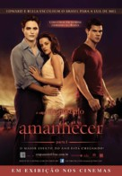 The Twilight Saga: Breaking Dawn - Part 1 - Brazilian Movie Poster (xs thumbnail)
