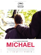 Michael - French Movie Poster (xs thumbnail)