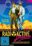 Radioactive Dreams - German Movie Cover (xs thumbnail)