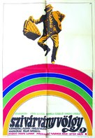 Finian's Rainbow - Hungarian Movie Poster (xs thumbnail)