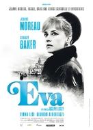 Eva - French Re-release movie poster (xs thumbnail)