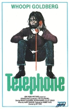 The Telephone - Finnish VHS movie cover (xs thumbnail)