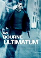 The Bourne Ultimatum - German DVD cover (xs thumbnail)