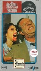 Rabid - German VHS cover (xs thumbnail)