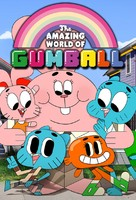 """The Amazing World of Gumball"" - Movie Poster (xs thumbnail)"
