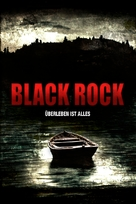 Black Rock - German DVD cover (xs thumbnail)