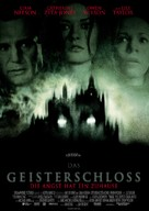 The Haunting - German Movie Poster (xs thumbnail)
