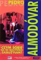¿Qué he hecho yo para merecer esto!! - Polish Movie Cover (xs thumbnail)